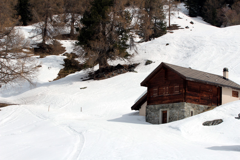 Chalet Le Chiesso